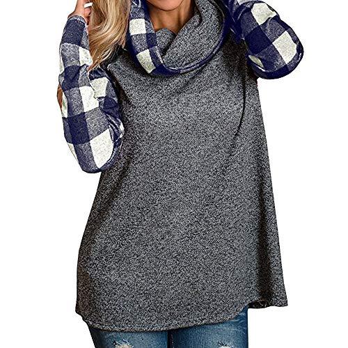 Silk Miami Dolphins Tie - Crop Top,Kulywon Womens Turtleneck Tops Plaid Shirts Tunic Long Sleeve Pullover Sweatshirt(XL/US 10,Navy)