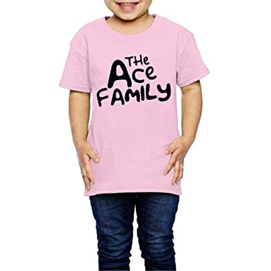 23c1a29ab Amazon.com  2-6 Years Old Children s T-Shirt ACE Family Fashion ...