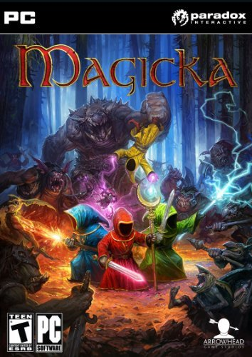 Magicka: Wizard Survival Kit (DLC) [Online Game Code] (Interactive Game Wizard)