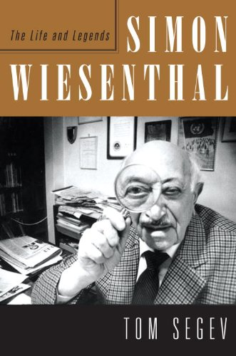 Simon Wiesenthal The Life and Legends