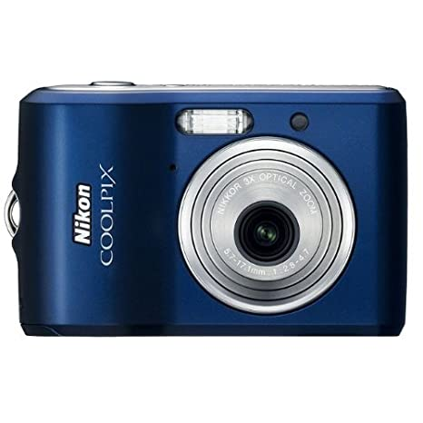 Nikon Digital Camera 7.1Mpix 7.1MP CCD Azul: Amazon.es ...