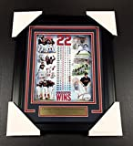 2017 CLEVELAND INDIANS NEW MLB RECORD 22 WINS STRAIGHT FRAMED 8X10 TEAM PHOTO #1