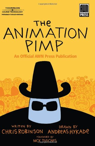Download The Animation Pimp An Official Awn Press