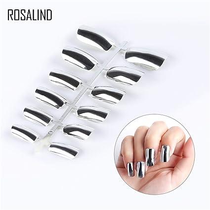 ROSALIND uñas postizas para extensiones de uñas de arte ...