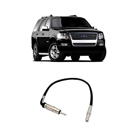 51Yshds5eKL._SX425_ amazon com fits ford explorer 2006 2010 factory stereo to