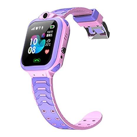 Amazon.com: Kindsells - Reloj inteligente con GPS para niños ...