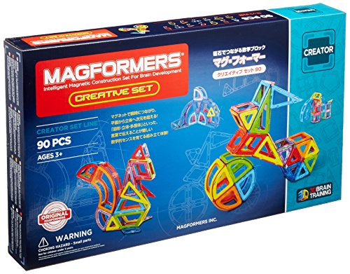 Magformers Creative Set by Magformers (Image #4)