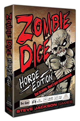 Steve Jackson Games Zombie Dice Horde Edition - Edition Dice