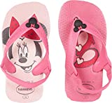 Havaianas Baby Disney Classics Sandal, Pearl Pink 22 BR /Toddler (8 M US)