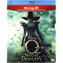 Oz the Great and Powerful [Blu-Ray]+
