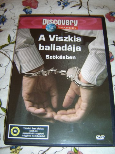 On The Run Whiskey Robber / A Viszkis balladaja / Discovery Channel (The Whiskey Robber)