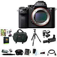 Sony Alpha a7RII Mirrorless Digital Camera (Body Only) with Technical Accessory Bundle