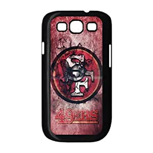 Best Phone case At MengHaiXin Store Team Sports San Francisco 49ers Pattern 65 For Samsung Galaxy S3
