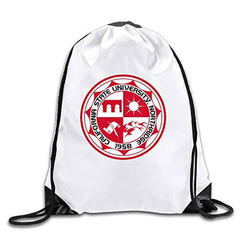 xjbd-custom-cal-state-northridge-funny-boys-and-girls-bag-white