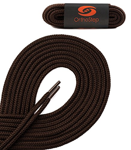 OrthoStep Round Athletic Shoelaces Sports