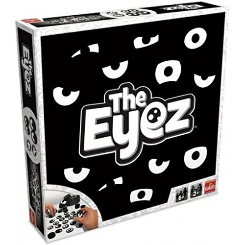 Goliath 30972 - The Eyez, Aktionsspiel, bunt