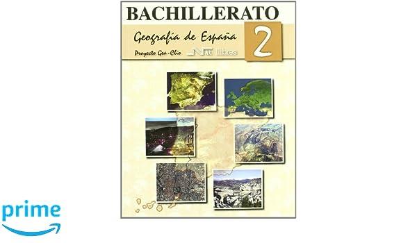 Ciencias Sociales. Geografía de España 2º Bachillerato Gea-Clio ...