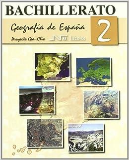 Ciencias Sociales. Geografía de España 2º Bachillerato Gea-Clio bachillerato - 9788476427118: Amazon.es: AA.VV: Libros