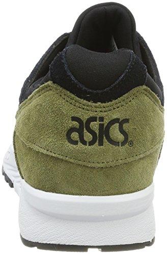 marine / wit asics gel-lyte iii dames schoenen