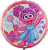 """Birthday Express - Abby Cadabby Foil Balloon - , 18"""""""