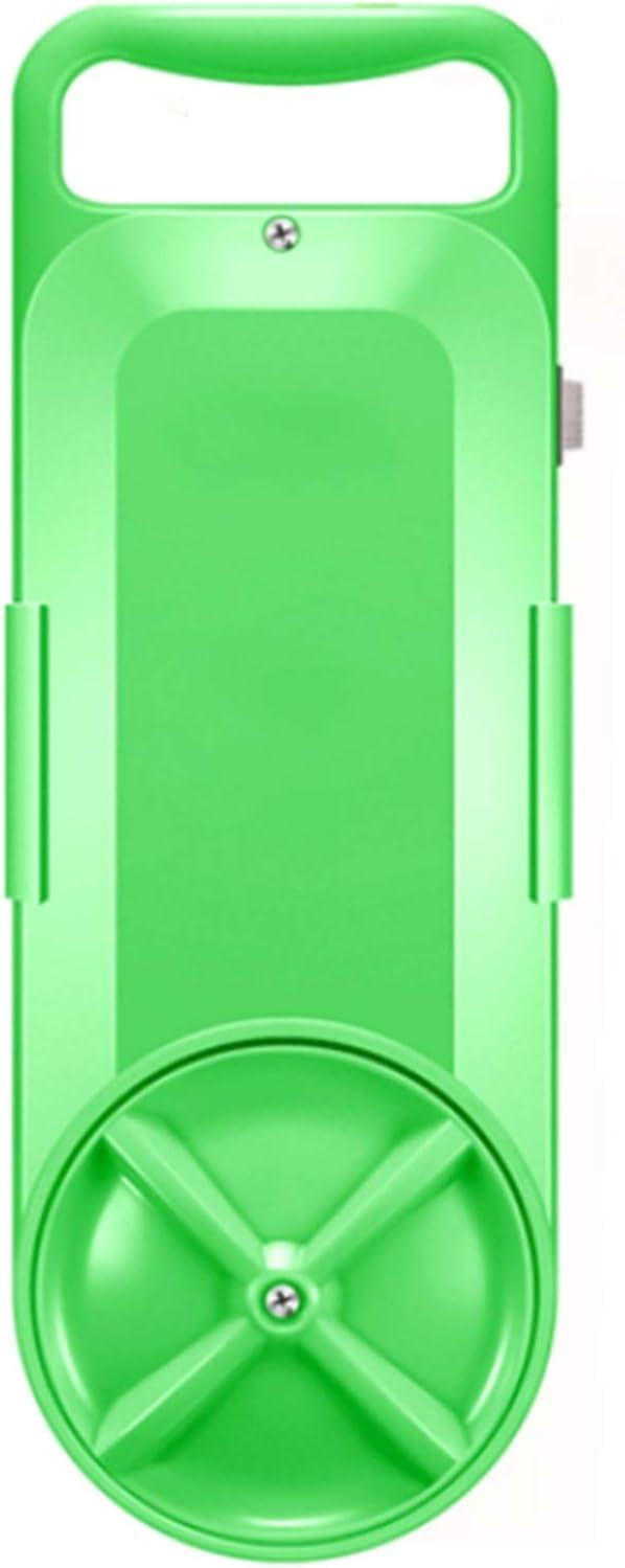 HYFZY Mini Lavadora portátil, pequeña Lavadora automática compacta con Control de Temporizador, Lavar Toda la Ropa, Adecuada para Estudiantes, Viajes, Individuales, etc,Green