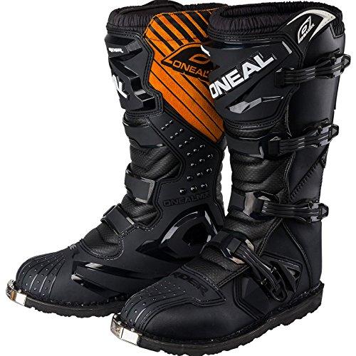 0329-1101 - Oneal Rider EU Motocross Boots 44 Black