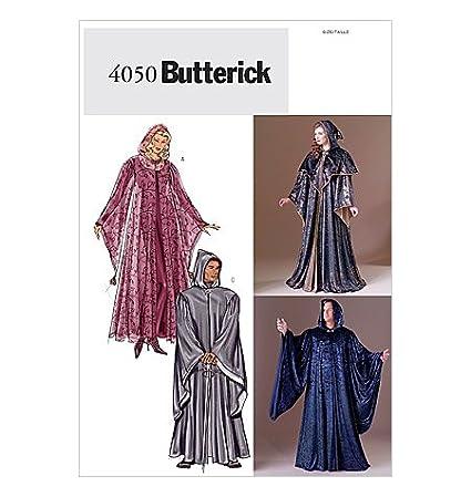 Amazon.com: Butterick Sewing Pattern 4050 - Use to Make - Men\'s ...