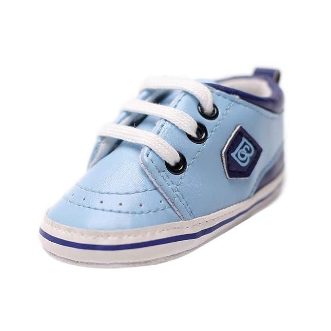 d3fc7ba20 YanHoo Chica Chico Costura Casual Zapatos Altos niños Zapatos de niño  Zapatos Deportivos de bebé Zapatos de bebé Zapatos Antideslizantes  Transpirables ...