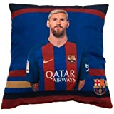 FC BARCELONA MESSI PILLOW CUSHION
