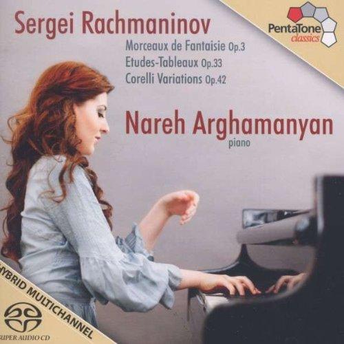 Rachmaninov: Morceaux de Fantaisie, Op.3 [Hybrid SACD + DVD]
