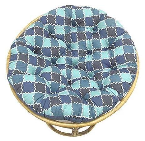 Amazon.com: Cotton Craft Papasan - Cojín para silla (relleno ...