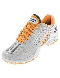 Yonex SHT Eclipsion Women's Tennis Shoe Grey/Orange
