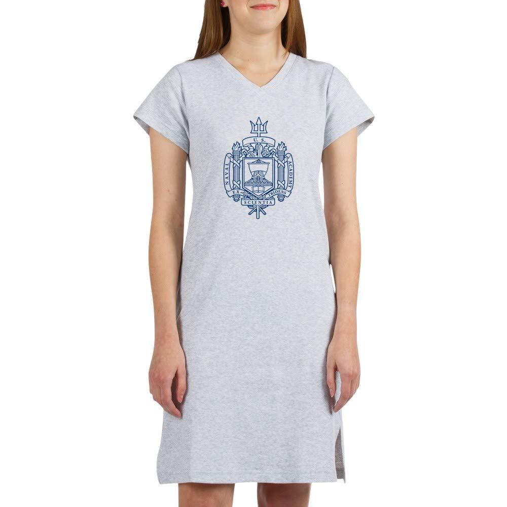 Naval Academy Crest Nightshirt CafePress U.S