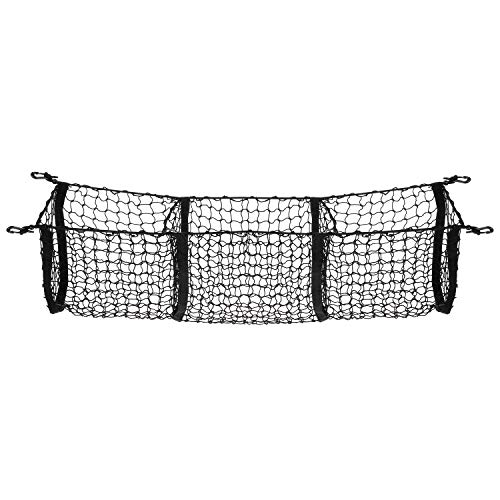 AutoAc Truck Bed Net for Truck Cargo Net Trunk Bed Organizer
