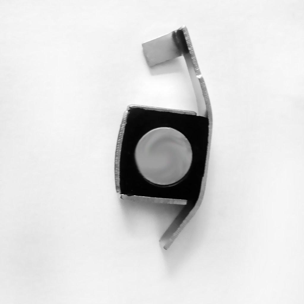 MagiDeal Cucitura Magnetico Guida Punto Bordi Dritti Per Macchine Da Cucire Universale