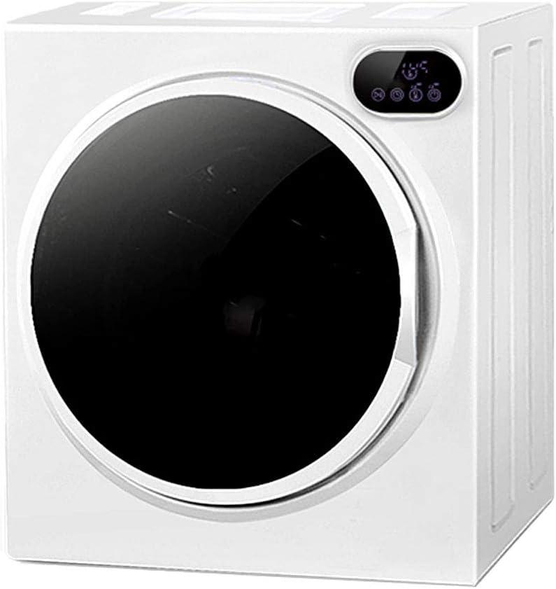 Secador Inteligente, Secador Silencioso Tipo Tambor Doméstico, Inducción Inteligente, Control De Pantalla Táctil, Capacidad De 5 Kg