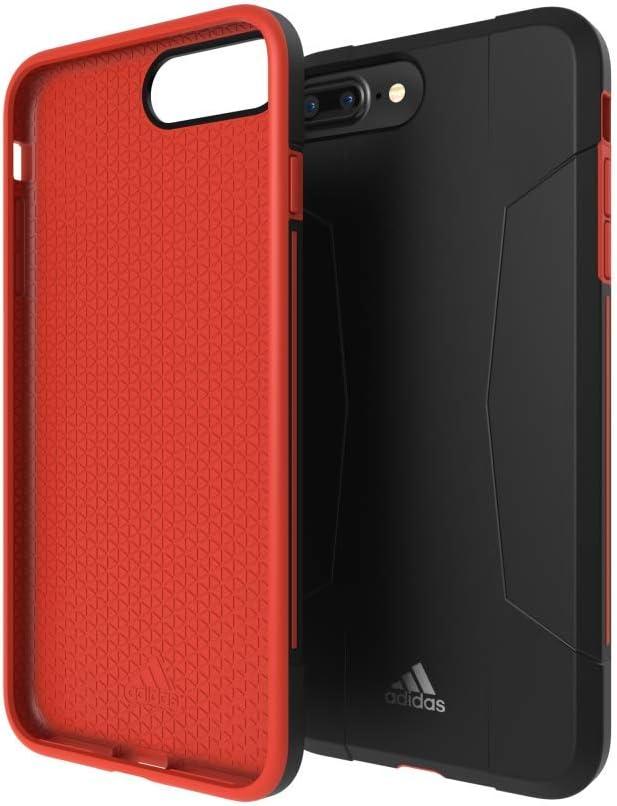 Original Adidas Originals Dual Layer Hard Case para Apple iPhone 8 7 6S 6 Plus Carcasa Cover Rojo Teléfono Móvil Cover: Amazon.es: Electrónica