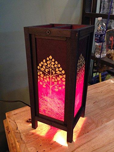 Bamboo Lighting Outdoors - 4