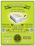 Full Size Mattress Bag. Fits All Pillow Tops and Box Springs. Ideal for Moving, Storage and Protecting Your Mattress. Heavy Duty Professional Grade. Easy to Slip on and Seal. Sleep with Peace of Mind and Don't Let the Bed Bugs Bite. Protect Your Investmen
