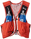 Salomon Unisex S/Lab Sense Ultra 8 Set Hydration Vest, Racing Red, X-Small