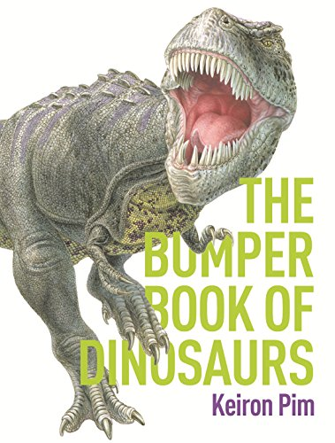 the bumper book of dinosaurs - 1