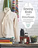 serger sewing books - Sewing Knits from Fit to Finish: Proven Methods for Conventional Machine and Serger