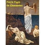 70 Color Paintings of Pierre Puvis de Chavannes (Pierre-Cécile Puvis de Chavannes) - French Symbolist Painter (December 14, 1824 – October 24, 1898)