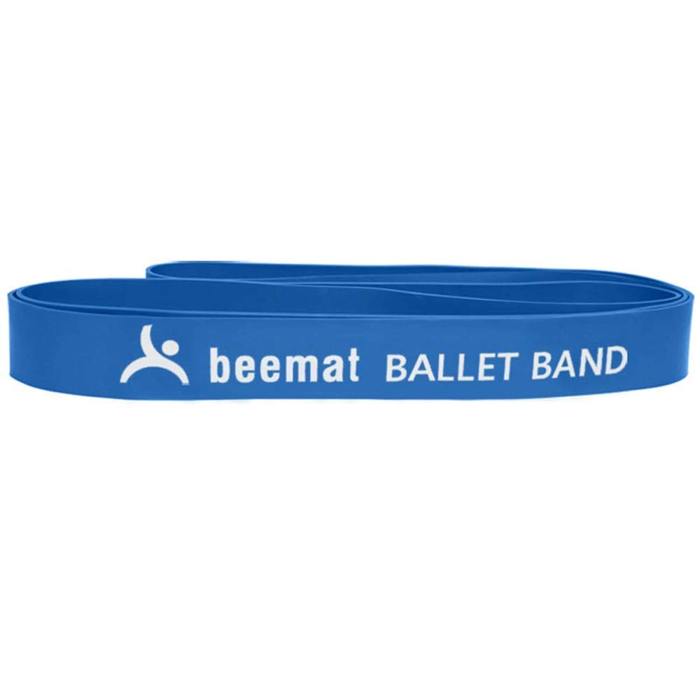 BEEMAT Ballet Band /• Excellent Ballet Equipment /• Dance Training /• Stretch Band /• Sky Blue