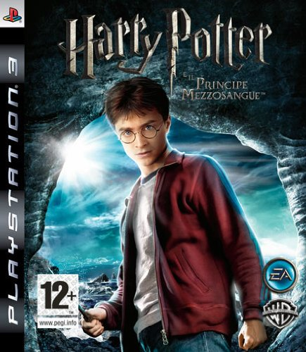 PS3 - Harry Potter and the Half-Blood Prince - [PAL EU] (Harry Potter And The Half Blood Prince Ps3)