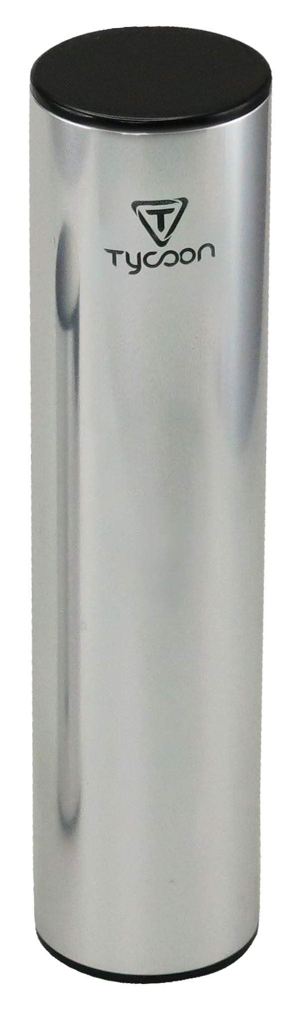 Tycoon Percussion 8 Inch Chrome Plated Aluminum Shaker
