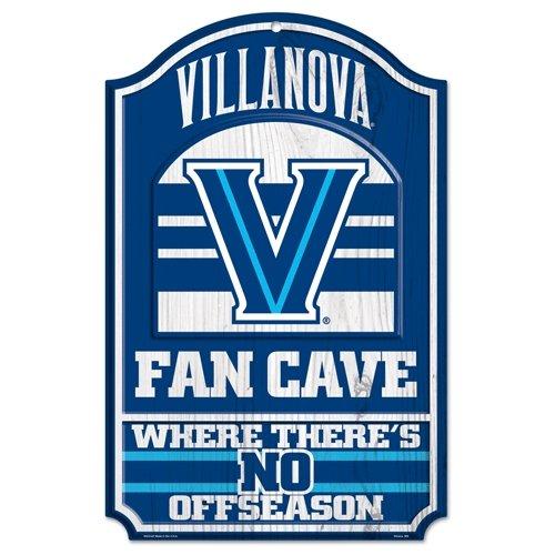 WinCraft NCAA Villanova University Wood Sign, 11'' x 17''