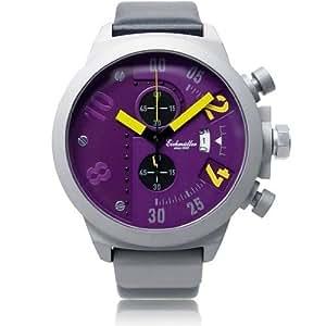 Eichmüller Reloj -reloj de caballero- cronógrafo - Ref. 5435-03 [Reloj]