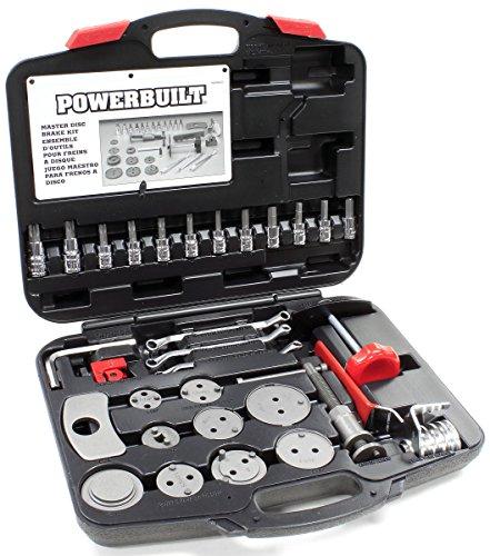 Alltrade 648622 Kit 48 Master Disc Brake Tool Set