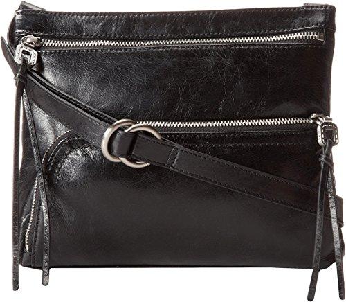 HOBO Vintage Cassie Small Cross-Body Handbag,Black,One Size